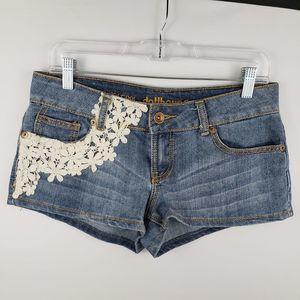 Dollhouse Denim shorts Size 7